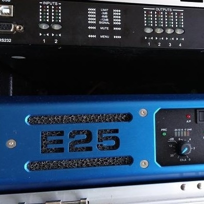 Used E25 from MC2 AUDIO