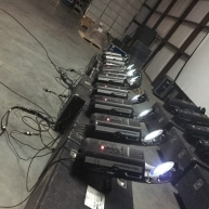 Used Technobeam from High End Systems