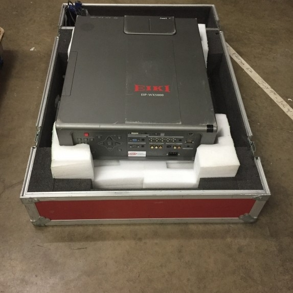 Used EIP-WX5000 from EIKI