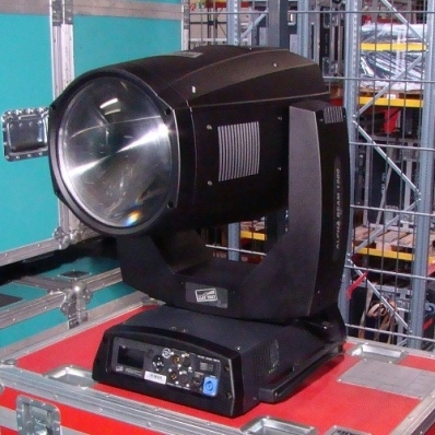 Used Alpha Beam 1500 Package from Clay Paky