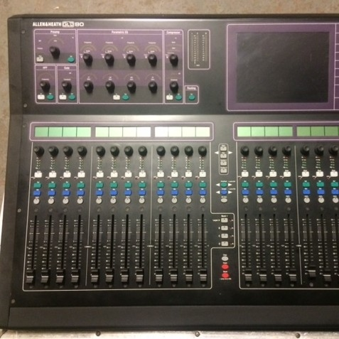 Used GLD-80 from Allen and Heath