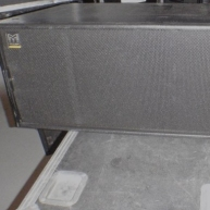 Used W8LC from Martin Audio
