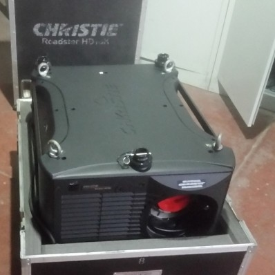 Used Roadster HD18K from Christie Digital