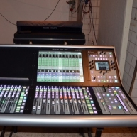 Used SSL L500 Plus from Solid State Logic