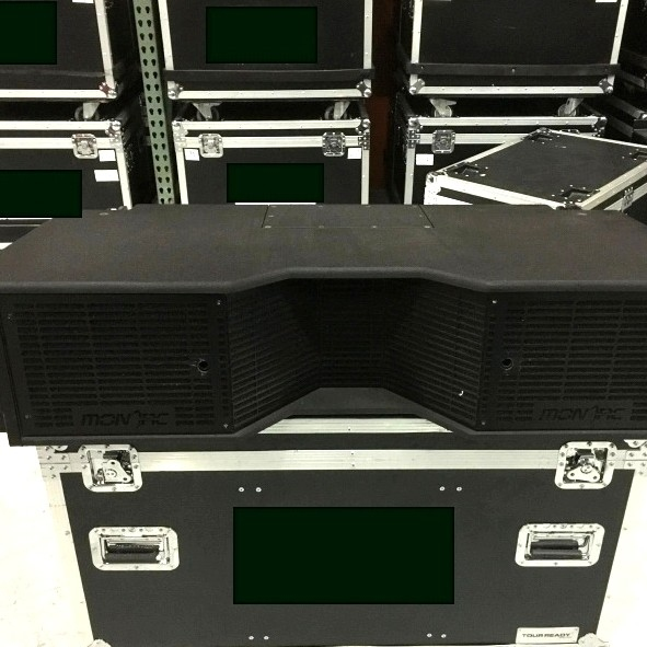 Used MLA3 Sound System from McCauley Sound