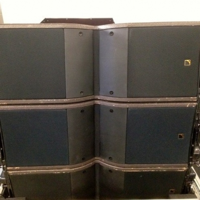 Used KARA from L-Acoustics