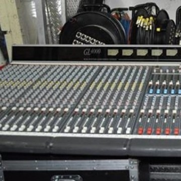 Used GL4000 from Allen and Heath