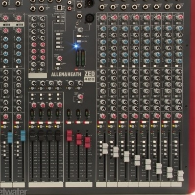 Used ZED-428 from Allen and Heath
