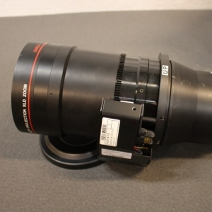 Used XLD (1.45-1.8:1) from Barco