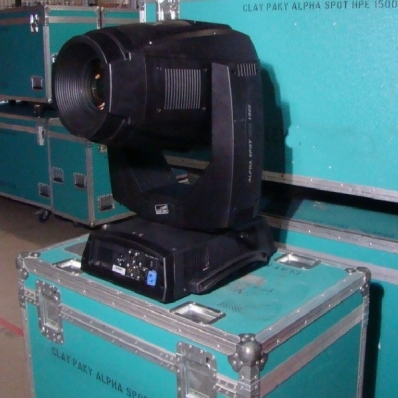 Used Alpha Spot HPE 1500 Package from Clay Paky