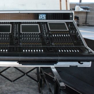 Used D5 Live 112 EX from DigiCo
