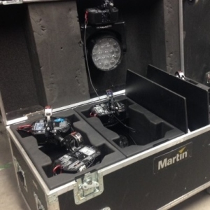 Used MAC Aura from Martin Professional