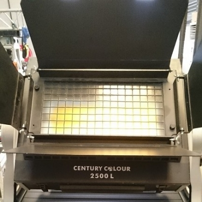 Used Century Color 2500L from PR Lighting