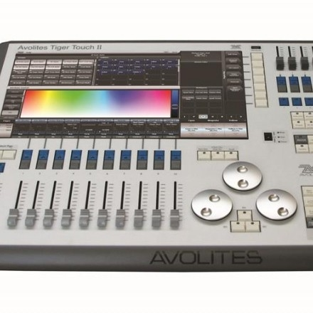 Used Tiger Touch 2 from Avolites