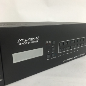Used AT-PRO2HD1616M from Atlona