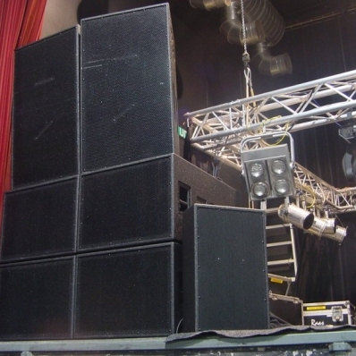 Used TCS 2500 Package from TCS Audio