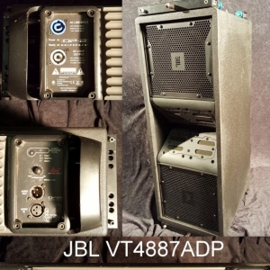 Used VT4887A from JBL