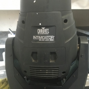 Used Intimidator Beam LED 350 from Chauvet