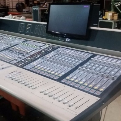 Used D-Show Surface w/ sidecar from Digidesign