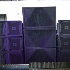 Used 7218SWX from Soundbridge