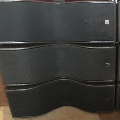 Used KIVA from L-Acoustics