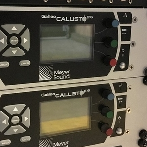 Used Galileo Callisto 616 from Meyer Sound