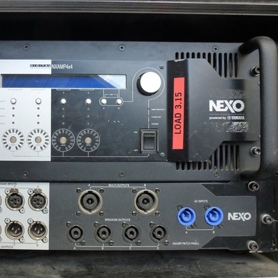 Used NXAMP4x4 from Nexo