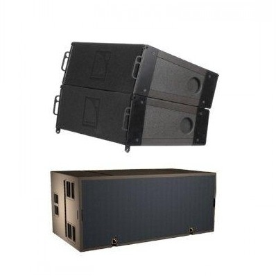 Used dV-DOSC from L-Acoustics