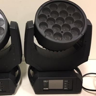 Used ROBIN 300 LEDWash from Robe