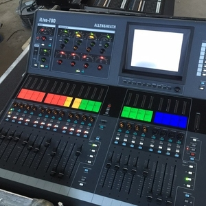 Used iLive 80 from Allen and Heath