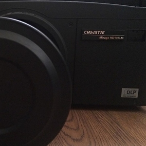 Used Mirage HD10K-M from Christie Digital