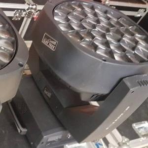 Used A.leda B-EYE K20 from Clay Paky