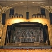 Kudo and Kara Installed in Moscow's Operetta Theatre