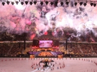 Kiev Olympic Stadium Gets K1 WST Line Source System