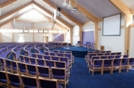 L-Acoustics XTi at Smithton-Culloden Nairn Free Church