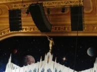 L-ACOUSTICS Overcomes Downfill with The Book of Mormon