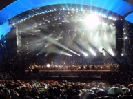 K1 Systems Spell Success for Andrea Bocelli Concert