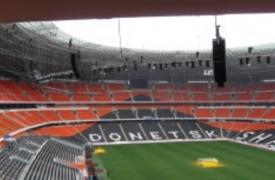 Shakhtar Donetsk Celebrates with L-ACOUSTICS Enclosures