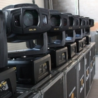 Intelligent Lighting Projectors