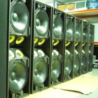 Line Array Speakers