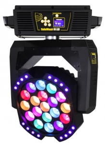 Used SolaWash 19 LED from High End Systems