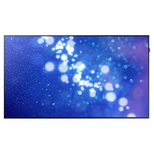 Used DM-D Series 75 Inch Slim Direct-Lit LED Display from Samsung