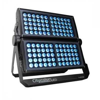 Used CITYCOLOR LED RGBW from Studio Due