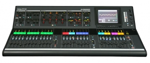 Used iLive - T112  with iDR-48 from Allen and Heath