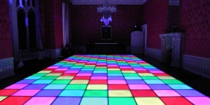 Buy Used LED Dance Floor by Miscellaneous