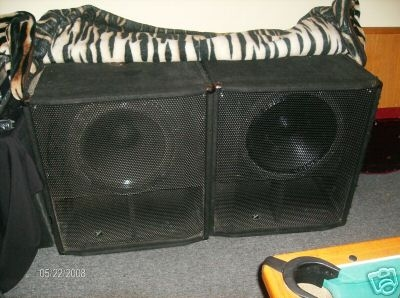 Used SW800 from Yorkville Sound