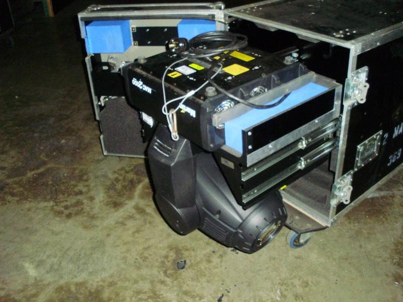 Used MAC 2000 Profile II from Martin