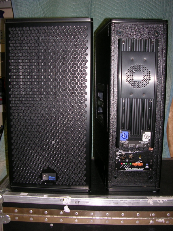 Used Upj 1p By Meyer Sound Item 14250