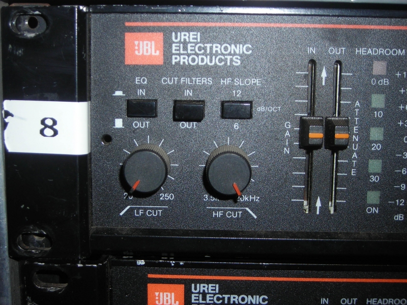 Used 5547 by Urei, JBL - Item# 14347