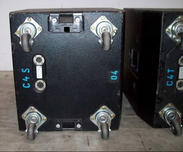 Used C4 Sound System by D and B Audiotechnik - Item# 14690